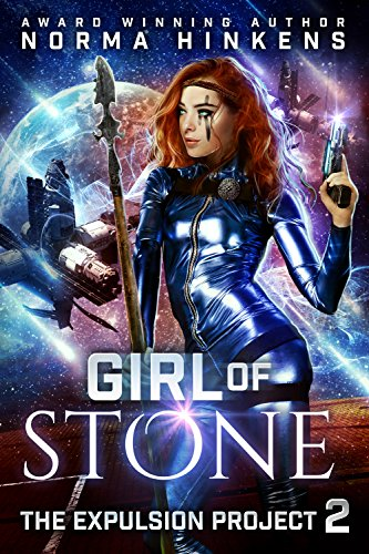 Girl of Stone by Norma Hinkens