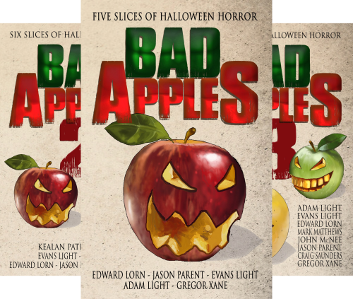 Bad Apples Halloween Horror (3 Book Series) by Various Authors
